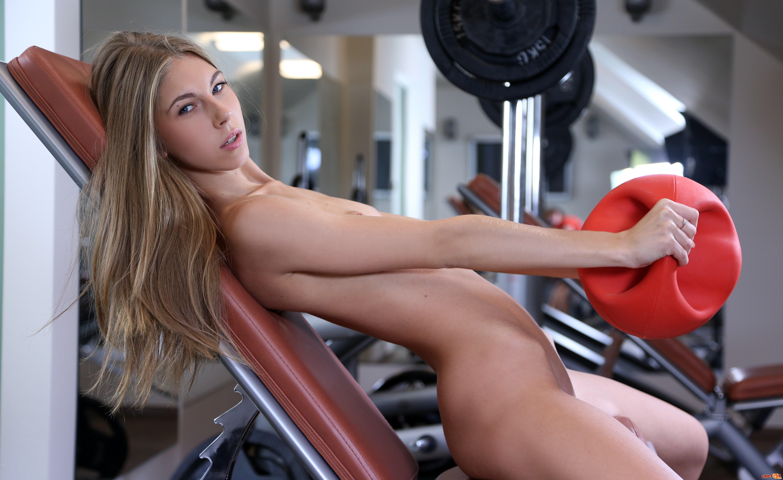 девушек эротические фото фитнес